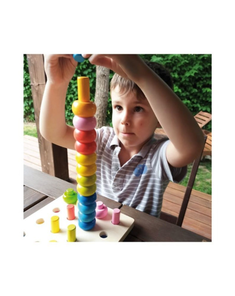 Cuentas Apilables. Stacking Beads (4)