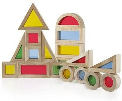 Junior Rainbow Blocks. (3)