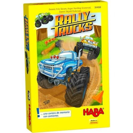 Rally - Trucks. Haba